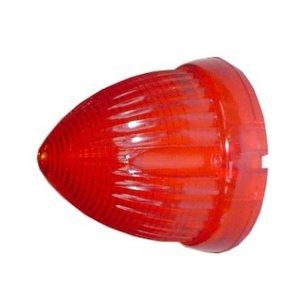 Blinkerglas rot