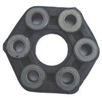 Flexibele koppeling 80mm