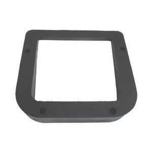 Rubber base air duct