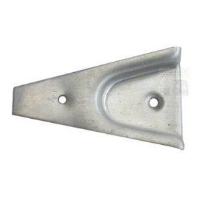 Counterpart door lock wedge aluminum