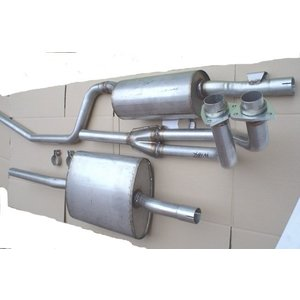 Exhaust stainless steel 220