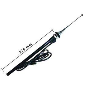 Antenne télescopique universelle