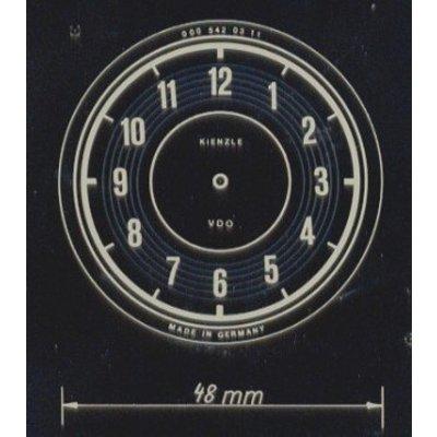Ziffernblatt Uhr 190SL
