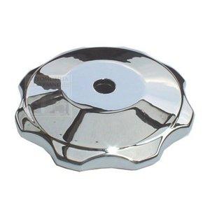Rosette radiator cap