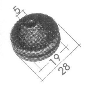 rondelle de caoutchouc