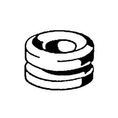 anneau de caoutchouc