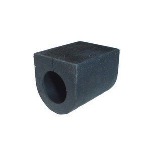 Rubber mounting stabilizer