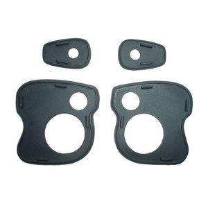 Door Handle Pad Set of 4
