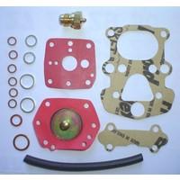 Overhaul Solex carburateur 44PHH