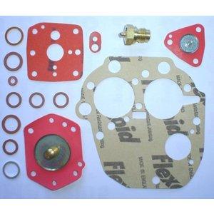 Overhaul Solex carburateur 32 Paita