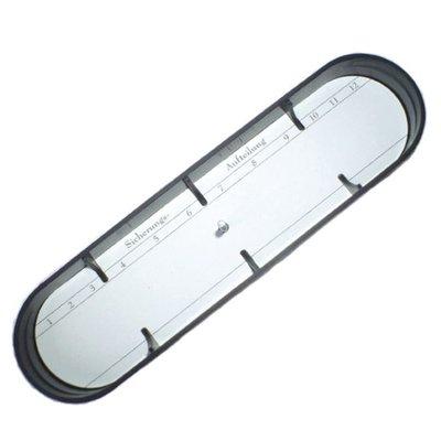 Sicherungskastendeckel oval