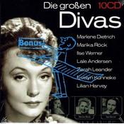 Die großen Divas CD-Box