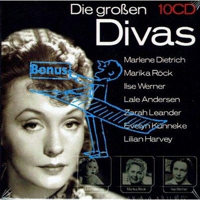 De grote Divas cd-box