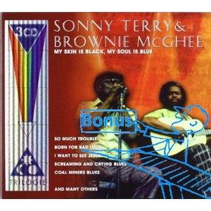 Sonny Terry und Brownie McGhee CD-Box