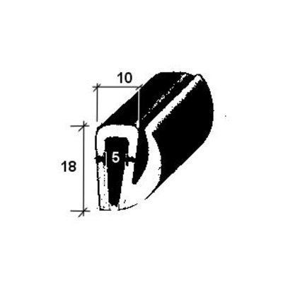 achterruit seal 170SAC