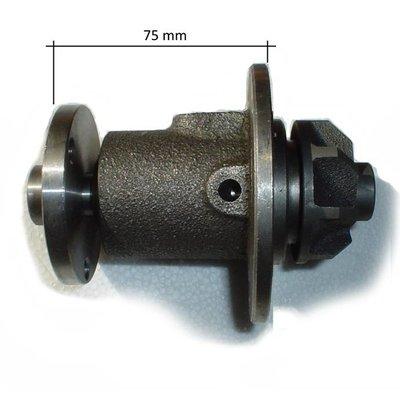 Geba Wasserpumpe 3-Loch, kleines Schaufelrad