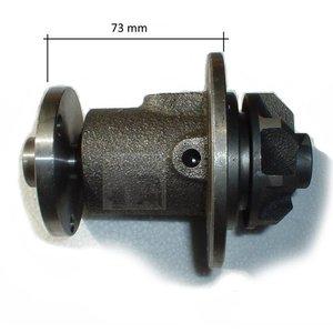 Geba Wasserpumpe 4-Loch, großes Rad