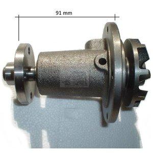 Geba Pompe à eau long, 4 trous, grande roue