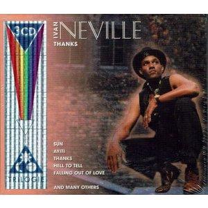 Ivan Neville , Thanks, 3 CD-Box