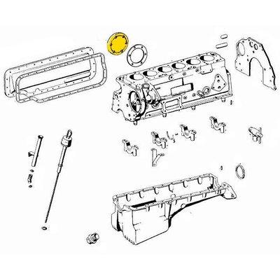 Zylinderdeckel M180