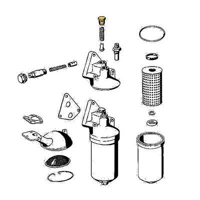 Verschlußschraube Ölüberdruckventil
