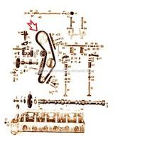 Chaîne de distribution M180