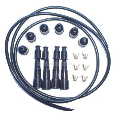 Câble d'allumage réglé universel 4-cylindre