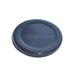 Rubber cover shock absorber