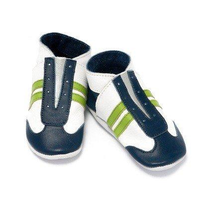Baby Dutch babyslofjes jogger groen