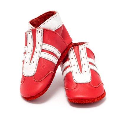 Baby Dutch babyslofjes jogger rood