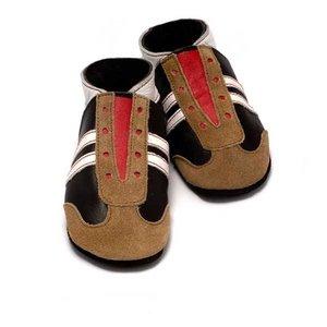 Baby Dutch babyslofjes jogger bruin