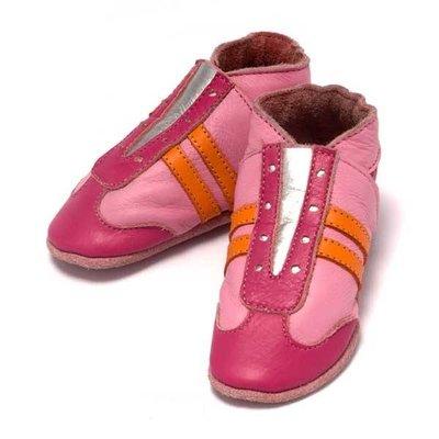 Baby Dutch babyslofjes jogger roze