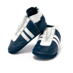 Baby Dutch babyslofjes jogger blauw