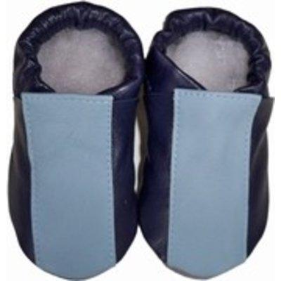 Menu Shoes babyslofjes baskets marine