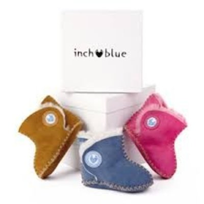 Inch Blue babyboots Cwtch Tan