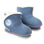 Inch Blue babyboots Cwtch Petrol Blue