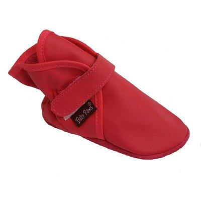 Baby Paws babyslofjes Wrapz rood