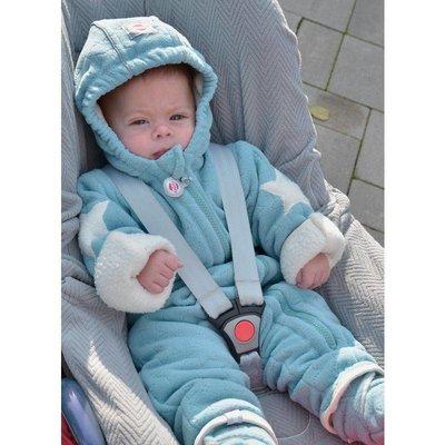 Lodger babyslofjes fleece Silvercreek