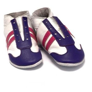 Baby Dutch babyslofjes jogger paars