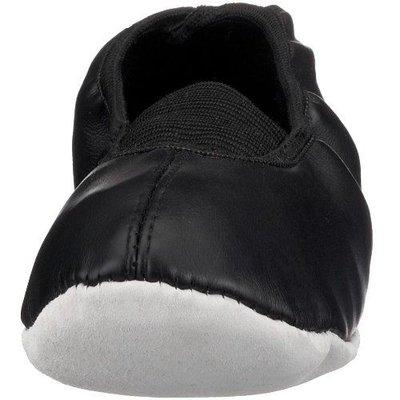 Playshoes balletschoentjes zwart uni