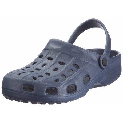 Playshoes EVA sandaaltjes marine
