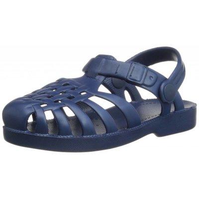 Playshoes strand sandaaltjes marine
