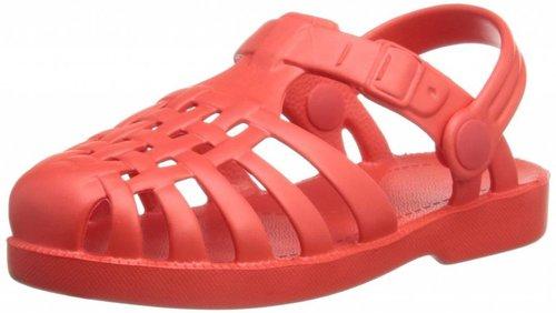 Playshoes Strand Sandaaltjes Rood