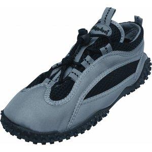 Playshoes waterschoenen / surfschoenen grijs