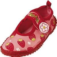 Playshoes waterschoenen aardbei rood roze