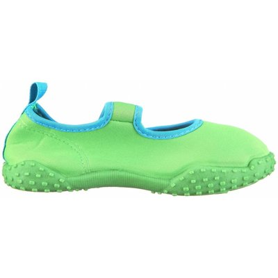 Playshoes waterschoenen open groen