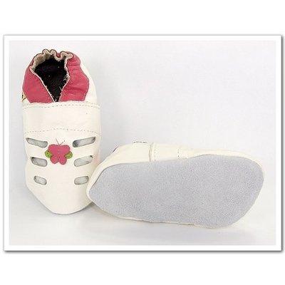 I-Wawa babyslofjes sandaaltjes crème