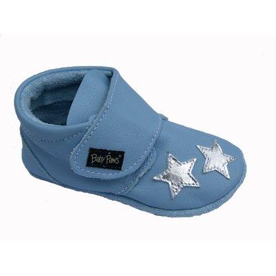 Baby Paws babyslofjes Nova baby blauw