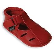 Baby Paws babyslofjes Sandal rood
