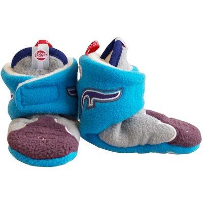 Lodger babyslofjes fleece Blues